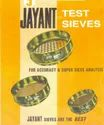 JAYANT Test Sieves and Sieves Shaker