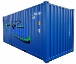 BRAND NEW DRY SHIPPING CONTAINER