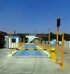 Electronic Mild Steel Weighbridge