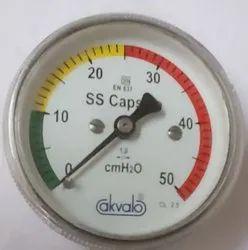 Medical Ventilator Gauge