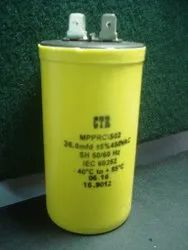 36 MFD / 450 VAC, 85'C  ( ELECT )  MPPRC/SO2,  93x48mm, 36/450AC Capacitor CTR