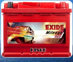 Din60 Exide Car Battery