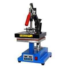 Heat Transfer  Label and Logo Machine 8inches by 8inches