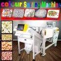 color sorter belt type machine