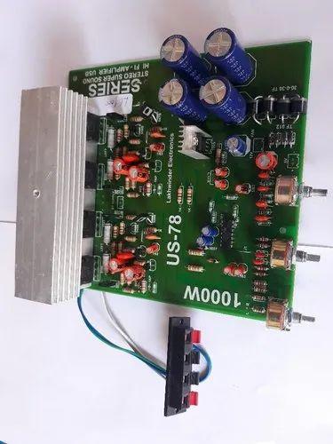 1000 Watt Amplifier Board, Power Amplifier Kit