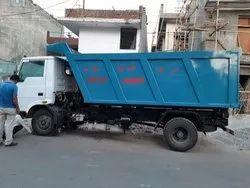 TATA 709 Mounted Garbage Tipper