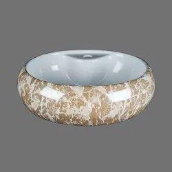 Marble Style Trevi Wash Basin