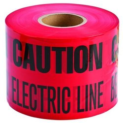PE Caution Tape