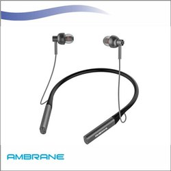 Mobile Ambrane Neck Band BT Earphone