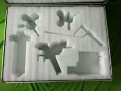 Rectangular White EPE Foam, Thickness: 10 - 30 mm