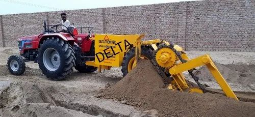 Trolley Trencher