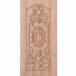Designer Printed Wooden Door