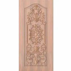 Designer Printed Wooden Membrane Doors