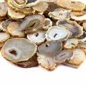Natural Agate Slices Coasters In Assortment Gemstone for Home Decoration