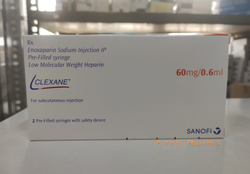 Clexane 60mg Injection