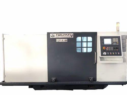CNC Lathe Machine - TCP H-400L
