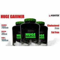 Monster Huge Gainer, Packaging Type: Plastic Container