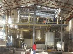 Vegetable Oil Refinery Plant, Automation Grade: Automatic