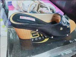 Black Heel For Girls