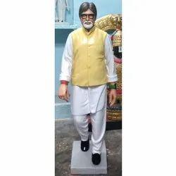 Amitabh Bachchan Statue
