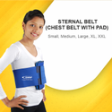 Sternal Belt (Chest Belt With Pad)