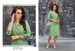 10am Casual Wear Kurti
