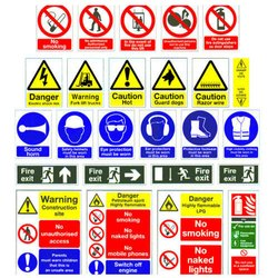 Safety Signage Picture