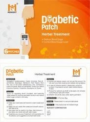 DIABETIC PATCH HERBAL TREATMENT