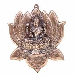 Brown Laxmi Statue