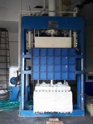 Coir Fiber Baling Press For Coconut Fiber