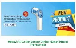 NON - CONTACT BODY TEMPERATURE MEASUREMENT