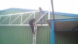 Heavy Steel Fabrication Works
