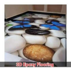 3D Flooring, 3D Epoxy Flooring in India
