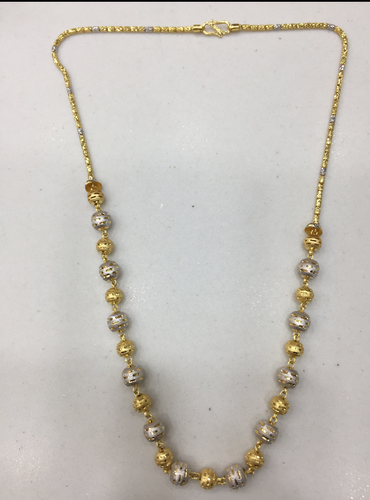 74e02ccd69d Kapeesh Chains Female CNC Gold Fancy Chain, Rs 40000 /piece | ID ...