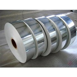 Eco-Friendly Silver Laminated Paper Roll, Size: 6-16 inch