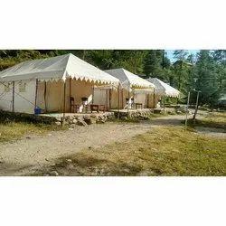 14x28 Feet Swiss Cottage Tent