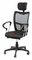 MBTC Brio High Back Mesh Office Chair with Head