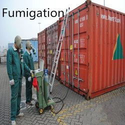 Industrial Empty Container Fumigation