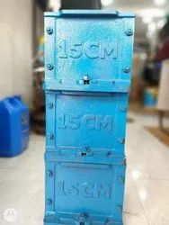 Non ISI Cube Mould 150  150  150