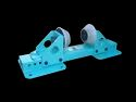 PU Coated Conical Pipe Roller