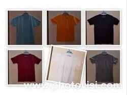 Zyng Half Sleeve Ladies Round Neck T Shirt
