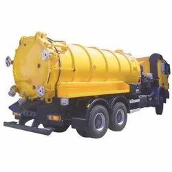 Industrial Sewage Suction Truck