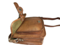 Vintage Leather Small Sling Bag