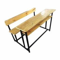 Wondrous 30 Inch Desk Height Wooden School Bench And Desk Andrewgaddart Wooden Chair Designs For Living Room Andrewgaddartcom