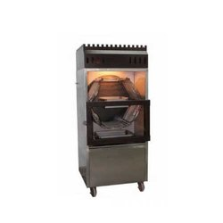 Automatic Rotation Al Faham Chicken Barbeque Machine