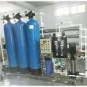 1500 LPH Industrial Reverse Osmosis Plant