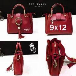 Ladies Stylish Leather Hand Bag
