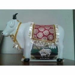 JIYA  Plastic Cow Donation Box