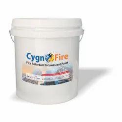 Matte White Fire Retardant Intumescent Paint, Packaging Size: 20 L