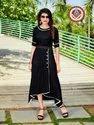 Simi Vol 2-Tc Beautiful Anarkali Heavy Rayon Printed Kurtis